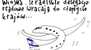 Izraelskie delegacje