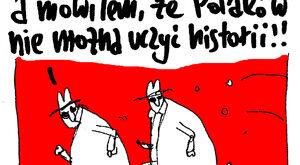 Polaków nie wolno uczyć historii