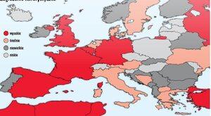 Antymajówka w Europie