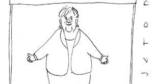 Merkel auf wiedersehen