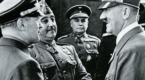 Franco kontra Hitler
